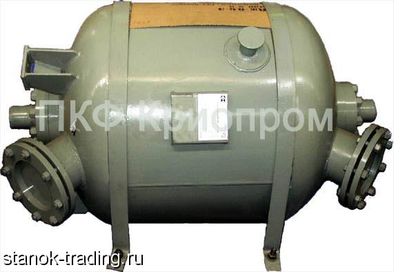 Теплообменник для азота Кожухотрубный испаритель Alfa Laval DM2-226-2 Ноябрьск