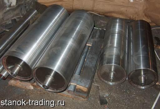 Изготовление барабанов ленточных конвейеров 100 км транспортер т5