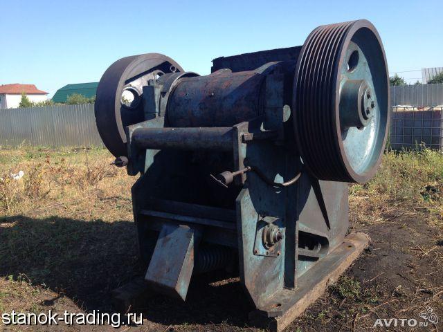 Дробилка куплю щековая дробилка смд в Томск